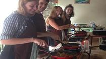 Balinese cooking class (Visit Monkey Forest Ubud and Elephant Cave Temple Tour) With Dinner, Ubud, ...