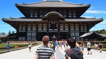 The Essence of Nara Cultural Tour: Big Buddha, Bambi and Backstreets, Kyoto, Cultural Tours