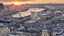 City Sights from Above and Below: privétour door Londen per ouderwetse 'black cab', London, Private Sightseeing Tours