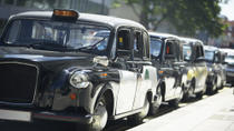 Private Tour: Traditional Black Cab Tour of London's Hidden Treasures, London, Half-day Tours