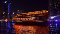 Dubai Marina Dhow Cruise with Transfers, Dubai, Dhow Cruises