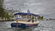 Gold Coast Private Skippered Limo on the Water Canal Cruise, Gold Coast, Day Cruises