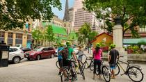 3 Hour Montreal City Bike Tour with Wine or Beer, Montreal