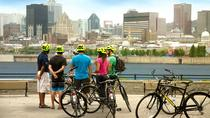 4 Hour Montreal Architecture & City Bike Tour with Wine or Beer, Montreal, Walking Tours