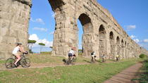 Ancient Appian Way and Castel Gandolfo Lake Tour, Rome, Bike & Mountain Bike Tours