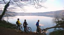 Ancient Appian Way and Castel Gandolfo Lake with Quality Electric-Assist Fat Bike , Rome, Bike & ...