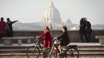 Roman views with Electric-assist bicycle, Rome, Bike & Mountain Bike Tours