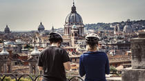 Rome in a Day Tour with Electric-assist bicycle, Rome, Walking Tours