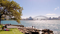 Small-Group Sydney City Tour with Luxury Sydney Harbour Cruise, Sydney, Running Tours