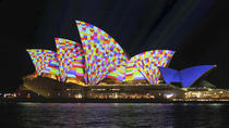 Sydney VIVID Festival: Sydney Harbour Small-Group Luxury Cruise, Sydney, Day Cruises