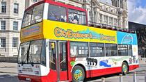Liverpool Do The Double: River Cruise and Open Top City Sightseeing Bus Tour Combination Ticket, ...