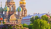 1 day shore tour of Saint-Petersburg - for cruise passengers, St Petersburg, Ports of Call Tours
