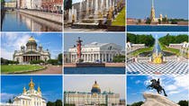 All the best of Saint-Petersburg in one day, St Petersburg, Private Sightseeing Tours