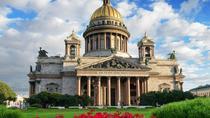 Yusupov Palace and Saint-Isaac's Cathedral