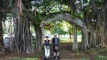 Segway-tour in Honolulu: Kapiolani Park, Makalei Beach Park en Queen's Surf Beach, Oahu, ...