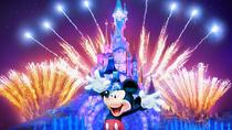 Disneyland Paris 1-dagsbiljett, Paris, Disney®-parker