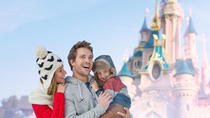 Disneyland Paris Ticket: 1 Day 2 Park, Paris, null
