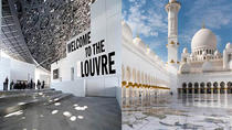 Abu Dhabi City Tour - Grand Mosque, Emirates Palace With Louvre Museum Entrance, Dubai, Day Trips
