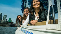 Electric Boat Tour of Coal Harbour, Vancouver, Day Cruises