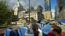 Vancouver City Hop-on Hop-off Tour, Vancouver, Private Sightseeing Tours