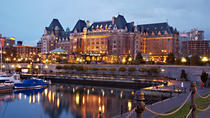 Viator Exclusive: 2-daagse tour Victoria en Butchart Gardens met overnachting in het Fairmont Empress, Vancouver, Multi-day Tours