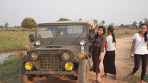 Best Siem Reap Outdoor - Countryside off the beaten track with Army Jeep, Siem Reap, 4WD, ATV & ...
