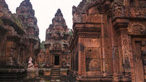 Pink temple Banteay Srei and Kompong Phluk Floating Village - Private Tours, Siem Reap, Cultural ...