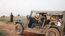 Take Unique Adventure to Kulen Mountain by driving Jeep - Private Tour, Siem Reap, 4WD, ATV & ...