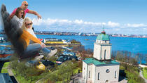 Flytour Helsinki: 4D-Sightseeing Ride Admission Ticket, Helsinki, Attraction Tickets