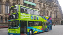 Manchester Hop-On Hop-Off Bus Sightseeing Tour, Manchester, null