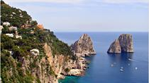 Capri & Sorrento Easy Boat Experience Daily Tour  From Pompeii, Pompeï