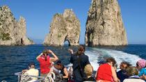 Capri around the Island and Blue Grotto Option from Marina Grande, Capri, Cultural Tours