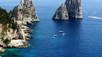 Capri Easy Cruise with Blue Grotto Option from Torre del Greco, Pompeii, Cultural Tours