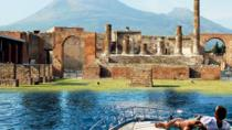 Pompeii and Vesuvius Select Boat Experience from Positano, Positano, Cultural Tours