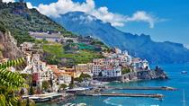 Positano & Amalfi Boat Exprerience Daily Tour with Limoncello Tasting From Meta di Sorrento, ...