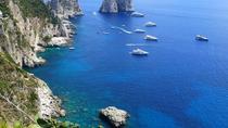 Sorrento Coast, Capri and Anacapri Exclusive Tour with Limoncello Tasting, Sorrento, Day Cruises