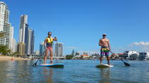 Surfers Paradise Stand Up Paddle Board Tour, Gold Coast, Stand Up Paddleboarding