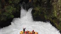 White Water Rafting on the Kaituna River and Tutea Falls (grade 5), Rotorua, White Water Rafting