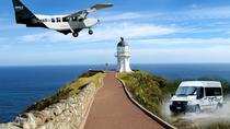 Cape Reinga Half-Day Tour including Scenic Flight, Bay of Islands, Helicopter Tours