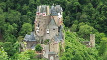 Eltz Castle Tour from Frankfurt with Rhine River Dinner, Frankfurt, null