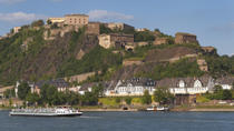 Koblenz Day Trip from Frankfurt: Ehrenbreitstein Fortress, Rhine Valley Cable Car Ride and German ...