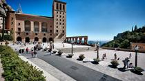 Montserrat Monastery and Museum Access with Audio Guide, Barcelona, null