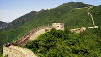 Full-Day Tour of Mutianyu Great Wall, Water Cube and Bird's Nest, Beijing, Bus & Minivan Tours