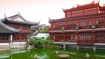 Private Tour: Yuyuan Garden, Chenghuangmiao Temple and Taobao City Market, Shanghai, Day Trips