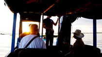 Cycle the Floating Village & Sunset Cruise, Siem Reap, Sunset Cruises