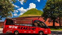 WOW Hop-On Hop Off Bus 48 Stunden Ticket plus Add Ons, Krakow, Hop-on Hop-off Tours