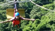 Zuperman Zip 'n Dip Zipline and Swimming Adventure on Roatan Island, Honduras, Roatan, Ziplines