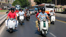 Vintage Vespa Tour of Rome with driver in half day, Rome, Food Tours