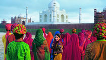 Day Excursion to Taj Mahal and Agra Fort from Jaipur, Jaipur, Cultural Tours
