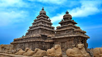 Private Cultural Tour: Day Trip to Mahabalipuram and Dakshinachitra from Chennai, Chennai, null